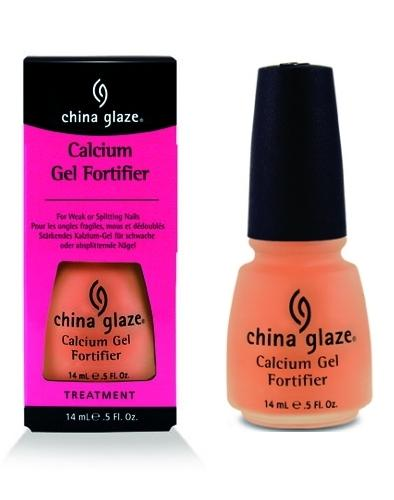 China Glaze Calcium Gel Fortifier