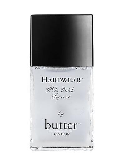 Butter London  Hardwear PD Quick Topcoat