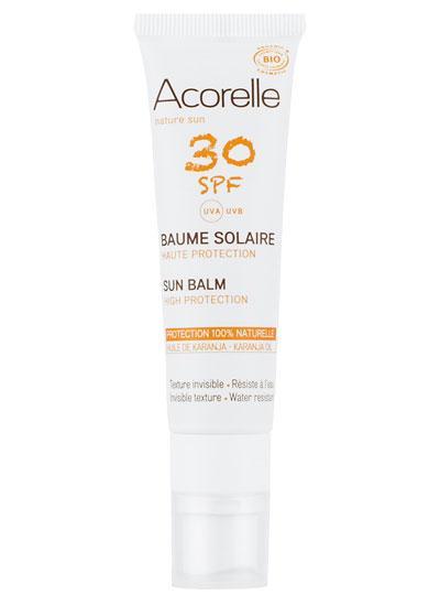 Acorelle SPF30 Sun Balm