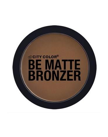 City Color Be Matte Bronzer