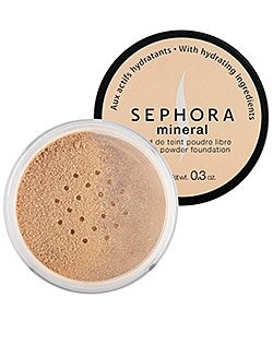 Sephora Sephora mineral loose powder foundation
