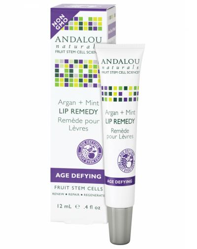 Andalou Naturals Argan & Mint Lip Remedy