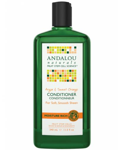 Andalou Naturals Argan & Sweet Orange Moisture Rich Conditioner