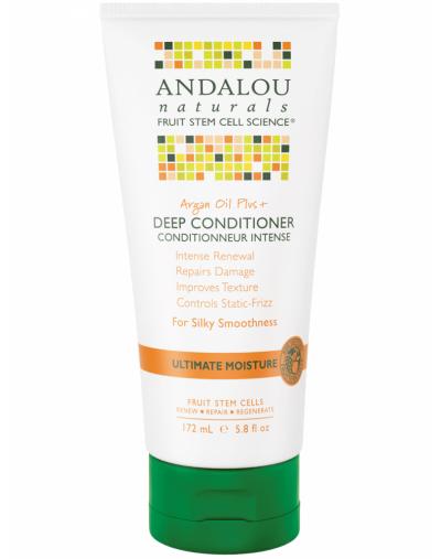 Andalou Naturals Argan Oil Plus Ultimate Moisture Rich Deep Conditioner