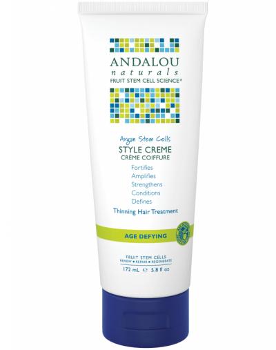 Andalou Naturals Argan Stem Cells Age Defying Style Creme