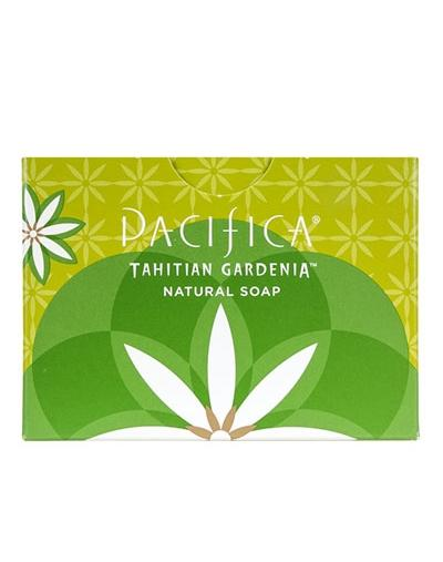 Pacifica Tahitian Gardenia Natural Soap