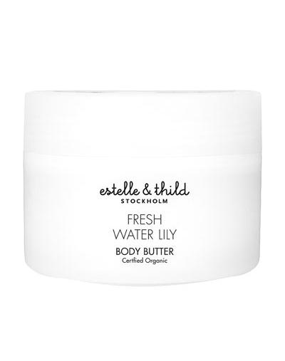 Estelle&Thild Fresh Water Lily Body Butter