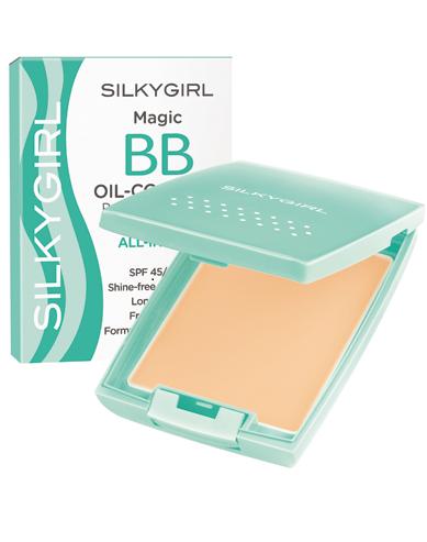 SilkyGirl Magic BB Oil Control