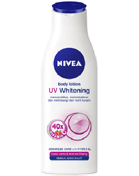 NIVEA Body Lotion UV Whitening