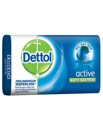 Dettol Sabun Anti-Bakteri