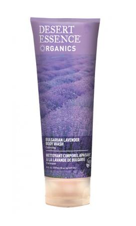 Desert Essence Bulgarian Lavender Body Wash