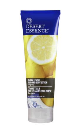 Desert Essence Italian Lemon Hand & Body Lotion