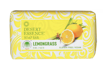 Desert Essence Lemongrass Soap Bar