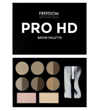 Freedom Makeup London Pro HD Brow Palette