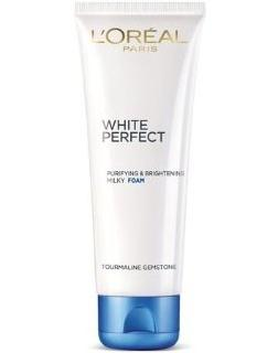 White Perfect Facial Foam