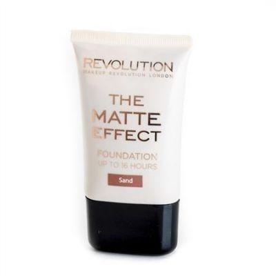 Makeup Revolution Matte Foundation