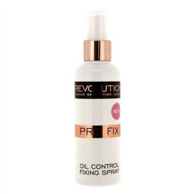 Makeup Revolution Pro Fix Oil Control Makeup Fixing Spray