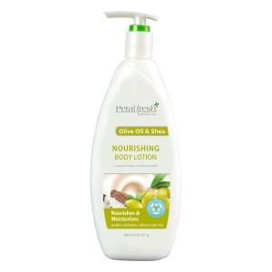 PETAL FRESH ORGANICS Botanicals Body Lotion