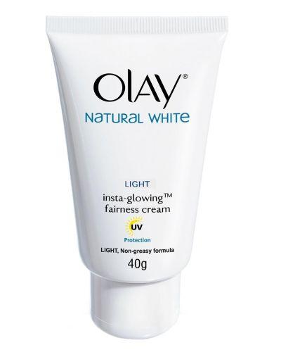 Natural White Light Insta-Glowing Fairness Cream