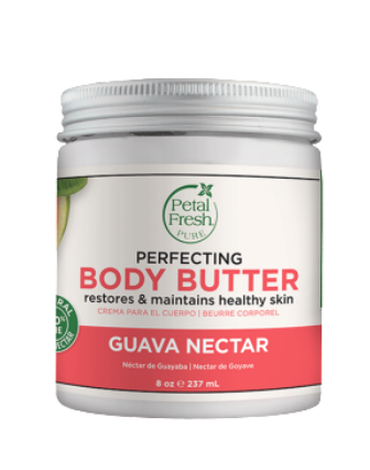 PETAL FRESH ORGANICS Perfecting Guava Nectar Body Butter