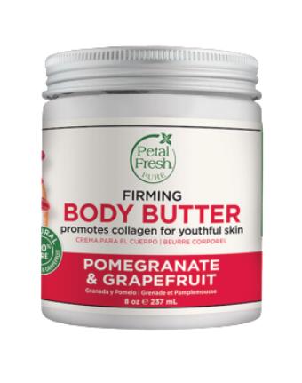 PETAL FRESH ORGANICS Nourishing Pomegranate & Grapefruit Body Butter