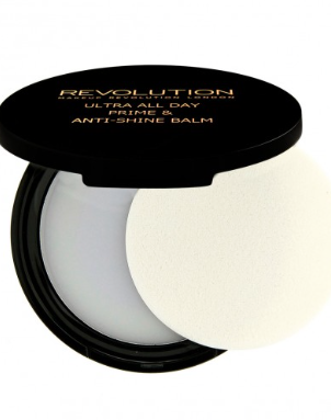Makeup Revolution Ultra All Day prime and anti-shine balm
