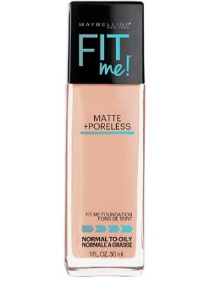 Maybelline Fit Me! Matte + Poreless Foundation