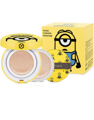 Minions Magic Moisture Cushion