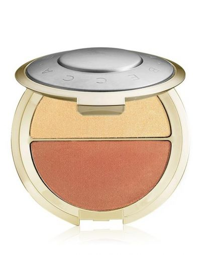 Becca Cosmetics Shimmering Skin Perfector Mineral Blush Duo Champagne Splits