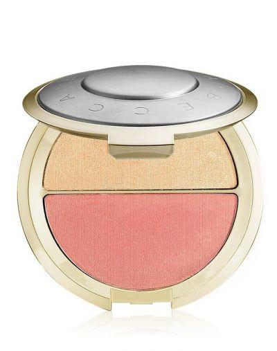 Becca Cosmetics Shimmering Skin Profector Mineral Blush Duo Champagne Splits