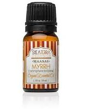 Shea Terra Organics Maasai Myrrh Essential Oil
