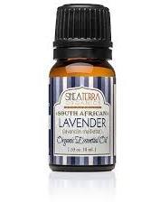 Shea Terra Organics South African Lavender Maillette Essential Oil