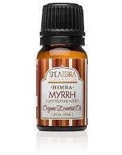 Shea Terra Organics Himba Myrrh Essential Oil