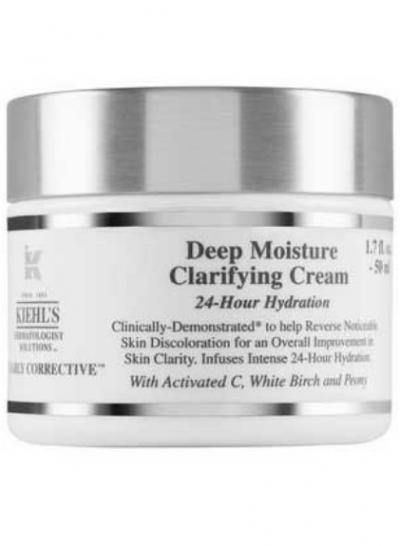 Kiehl's Clearly Corrective Deep Moisture Clarifying Cream