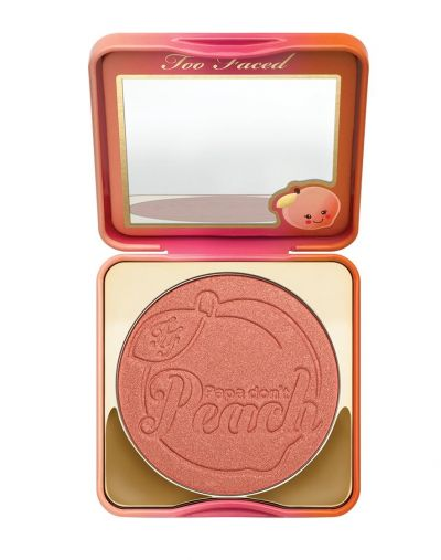Too Faced Sweet Peach Papa Don't Peach Blush