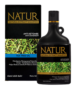 Natur Tea Tree Oil Shampoo