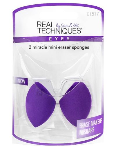 Real Techniques Miracle Mini Erasers Sponge