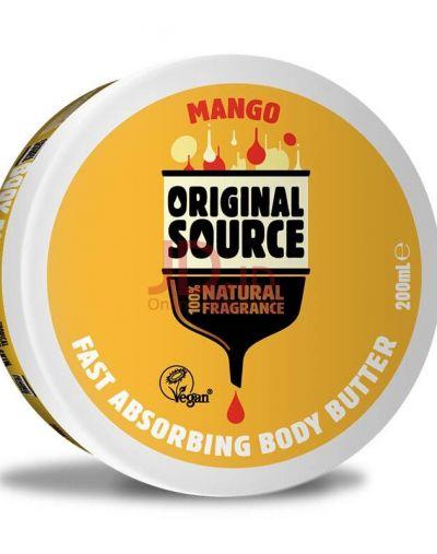 Original Source Mango Body Butter