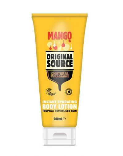 Original Source Mango Body Lotion