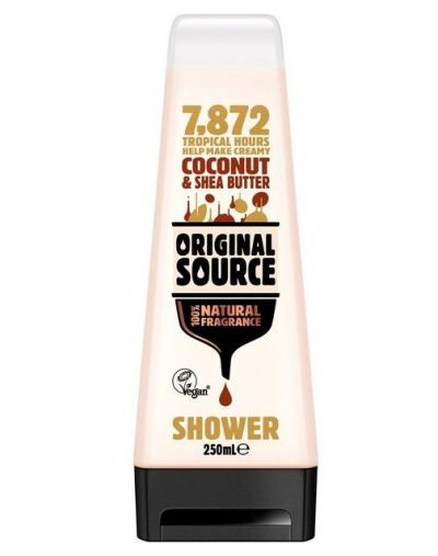 Original Source Coconut & Shea Butter Shower Gel
