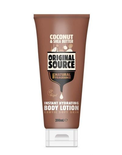 Original Source Coconut & Shea Butter Body Lotion