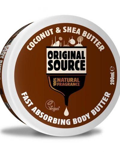 Original Source Coconut & Shea Butter Body Butter