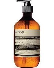 Aesop Resurrection Aromatique Hand Wash