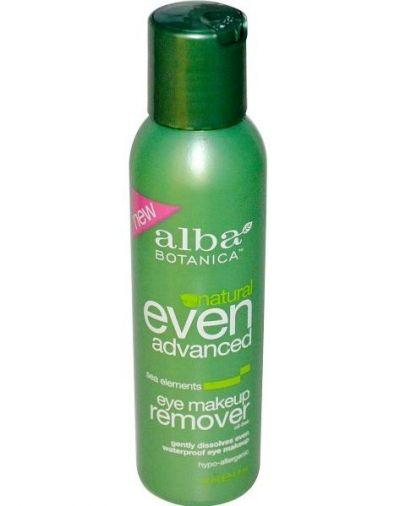 Alba Botanica Even Advanced Sea Elements Eye Makeup Remover