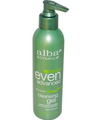 Alba Botanica Even Advanced Sea Mineral Cleansing Gel