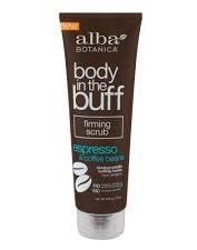 Alba Botanica Body In The Buff Firming Scrub