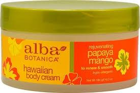 Hawaiian Body Cream