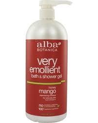 Alba Botanica Very Emollient Bath & Shower Gel