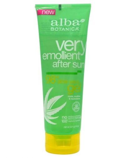 Very Emollient After Sun 98% Aloe Vera Gel