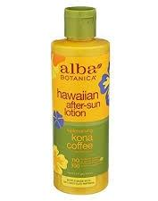 Alba Botanica Hawaiian After-Sun Lotion